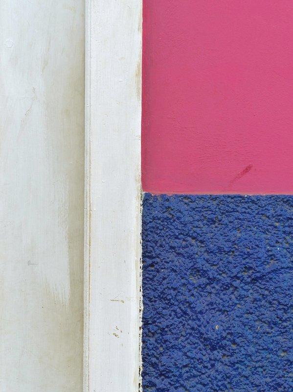 House detail, Praia