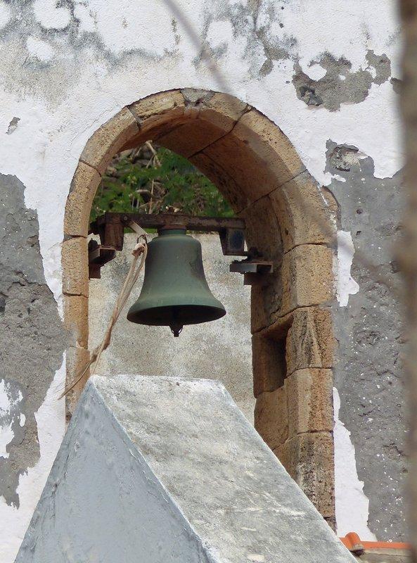 Bell tower, Nossa Senhora do Rosario, Cidade Velha, Santiago, Cape Verde