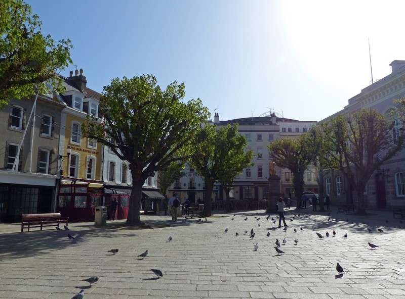 Royal Square, St Helier