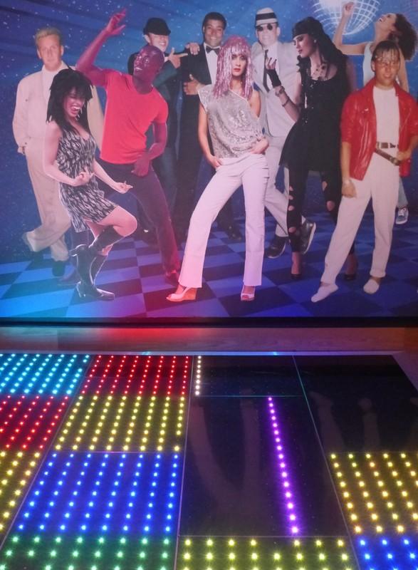 1980s disco scene, Jersey Museum