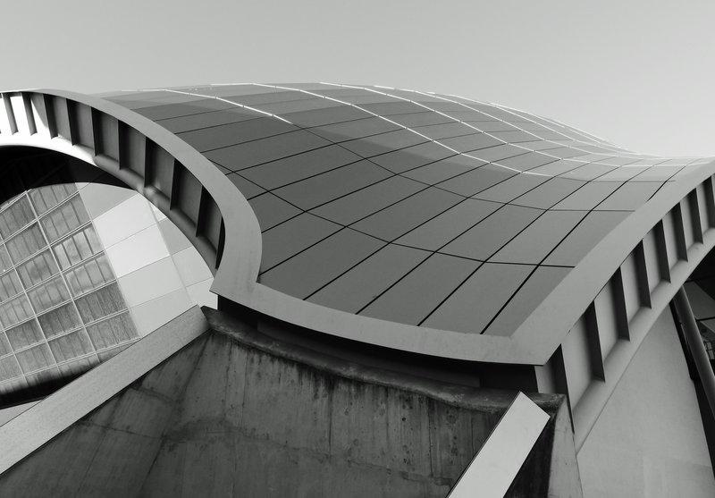Sage, Gateshead - detail