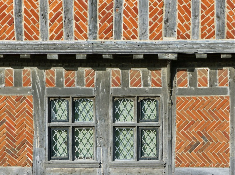 Moot Hall detail, Aldeburgh