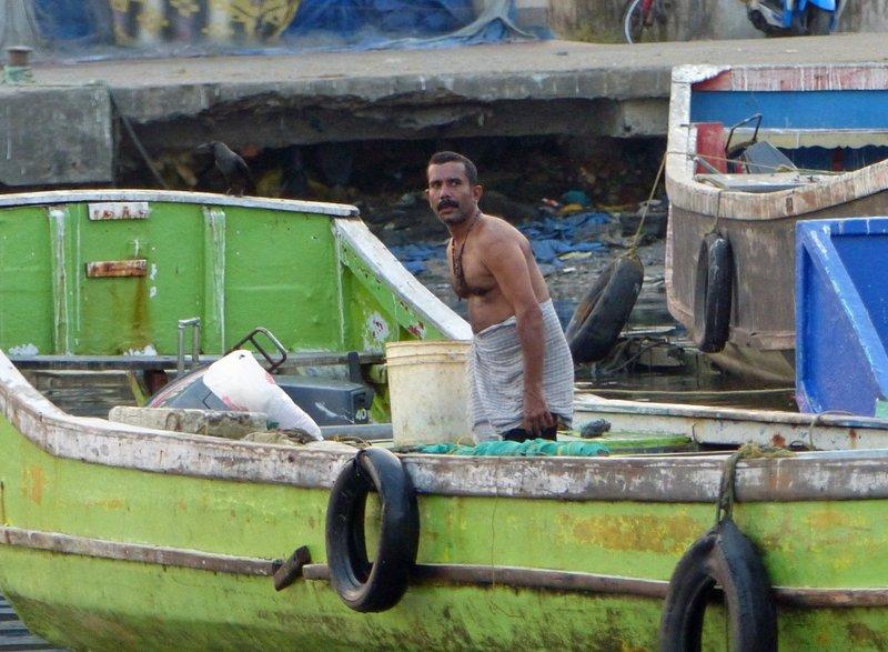 Fisherman, Cochin