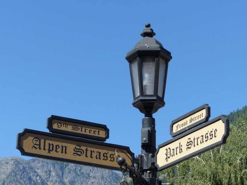 In Leavenworth