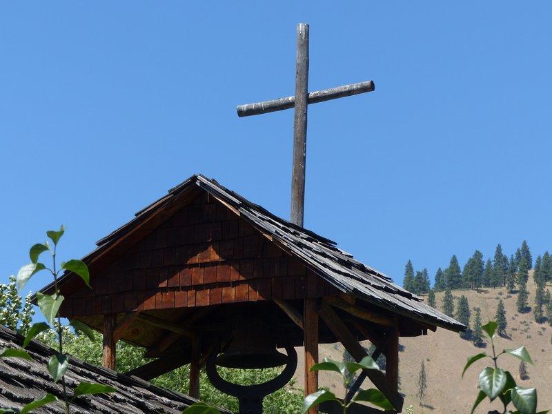 Pioneer Village, Cashmere WA - the mission church