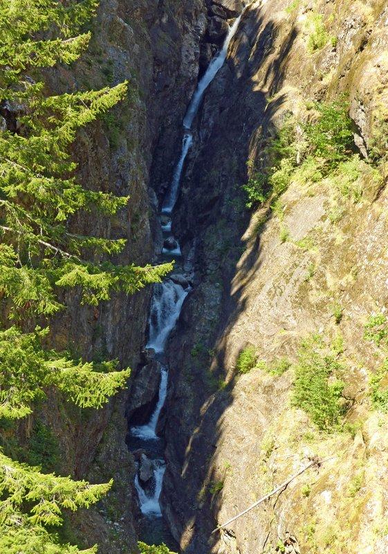 Gorge Creek Falls, N Cascades NP