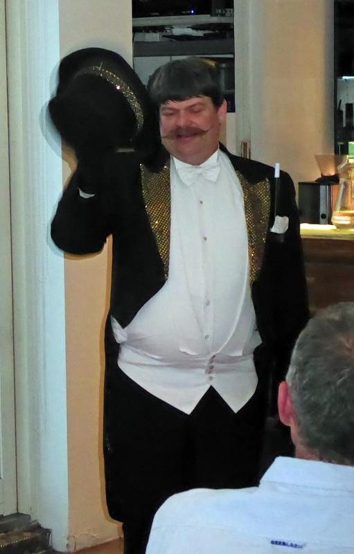 Jón the magician