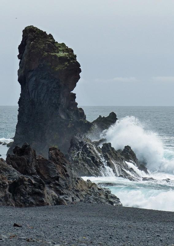 Troll rock, Djúpalónssandur