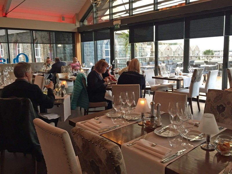 Quayside Bistro, St Helier