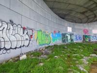 Graffiti, Buzludzha Monument