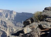 Jebel Shams - Wadi Nakhal vista