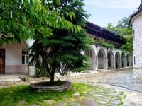 Monks' residences, Bachkovo Monastery