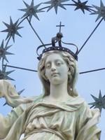 Madonna Della Stellario, Piazza San Francesco