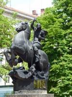 Statue of St George, Sofia