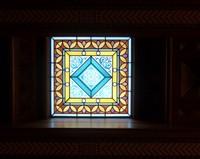 Grand Mosque, Muscat - Women's Prayer Hall, ceiling detail