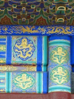 Temple of Heaven - East Annex Hall details