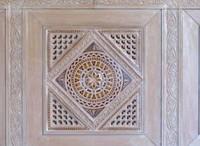Grand Mosque, Muscat - Women's Prayer Hall, detail