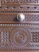Grand Mosque, Muscat - Women's Prayer Hall, door detail