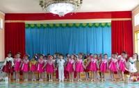 Final curtain, Chongjin Steelworks Kindergarten