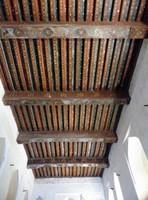 Madrassa ceiling, Jabrin Castle