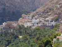 Last village, Wadi Tiwi