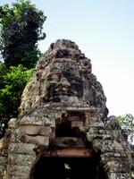 Entrance to Banteay Kdei