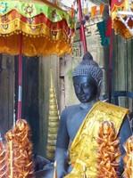 Buddha at Banteay Kdei