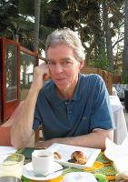On the restaurant terrace (breakfast time) - Fajara