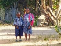 School children in Kubuneh