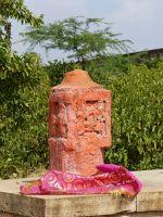 Small shrine near Suraj Pol - Chittaurgarh