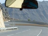 Descending Jebel Akhdar