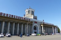 Pyongyang Central Station