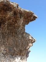 Cliffs at Mughsail
