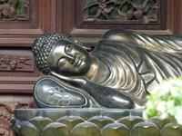 Sleeping Buddha, Tao Sach, Hanoi