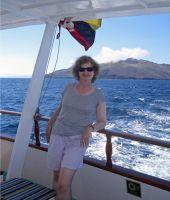 Enjoying the journey! - Galápagos Islands