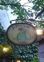 Thirsty Dragon sign