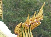 Naga, Haw Pha Bang, Royal Palace
