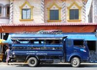 Bus in Pak Mong