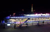 Taedonggang Restaurant Boat, Pyongyang