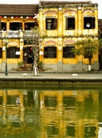 By the river in Hoi An