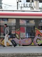 At Plovdiv Station