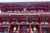 Hozomon, Senso-ji - Asakusa, Tokyo