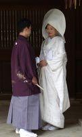 Wedding at the Meiji Shrine - Tokyo