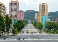 Tongil Street, Kaesong