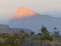 Jebel Misht sunrise