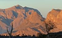 Jebel Shams sunrise