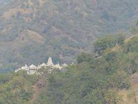 Ranakpur from afar - Sadri