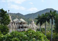 View of main temple - Ranakpur