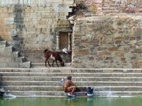 Washing clothes - Chittaurgarh