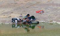 Washing clothes - Chittaurgarh